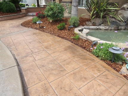 image of concrete contractor - Manteca, CA